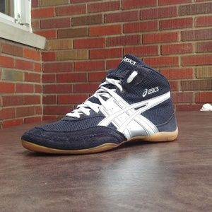 MENS ASICS MATFLEX WRESTLING MAT SHOES SZ 10.5